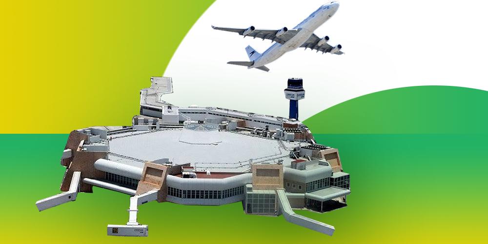 Cancun Airport 1000 2020
