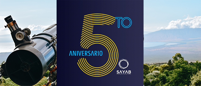 5th Anniversary of the Sayab Astronomical Observatory