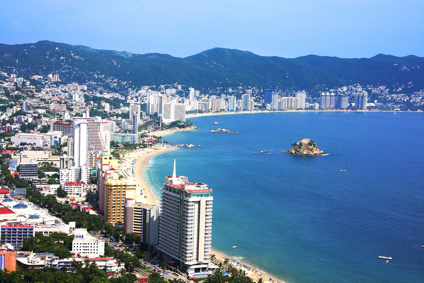 New flights from Acapulco